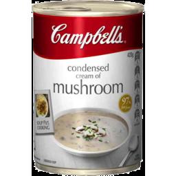 Photo of Campbell's Cream Of Mushroom
