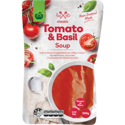 Photo of WW Soup Tomato & Basil 500g