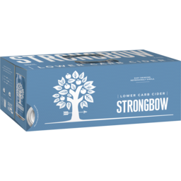 Photo of Strongbow Low Carb Can 10 Pack : 10pk