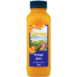 Photo of H/Fresh Juice Orange 450ml