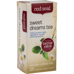 Photo of Red Seal Tea Sweet Dreams #25s