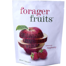 Photo of Forager Fruits Raspberry & Apple 20gm