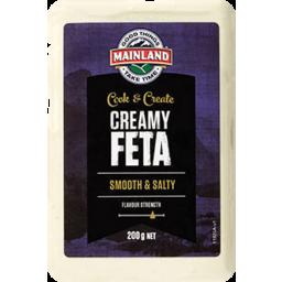 Photo of Mainland Cheese Creamy Feta 200g