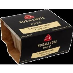Photo of Normandie Pate Chicken Cognac 150gm