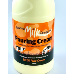 Photo of Fleurieu Milk Company Pouring Cream
