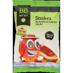 Photo of Best Buy Snakes 300g