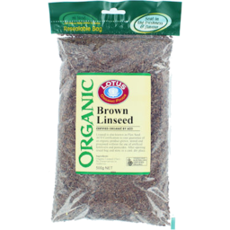 Photo of Lotus - Linseed Brown (Flaxseed)- 500g