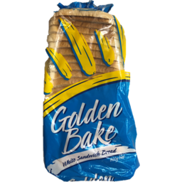 Photo of Golden Bake White Sandwich Bread 600g
