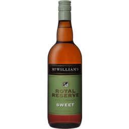 Photo of Mcwilliam's Royal Reserve Sweet