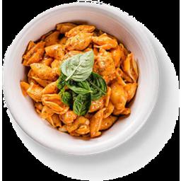 Photo of Garlic Pasta Salad per kg