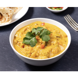 Photo of Heat & Serve Family Meal - Tofu Vegetarian coconut Curry 1kg