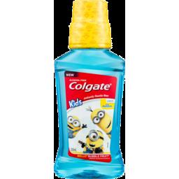 Photo of Colgate Kids Minions Anticavity Fluoride Rinse 250ml
