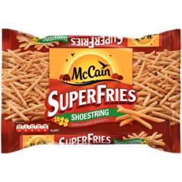 Photo of McCain Chips Superfries Shoestring 900gm