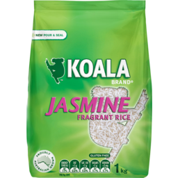 Photo of Koala Fragrant Jasmine Rice 1kg