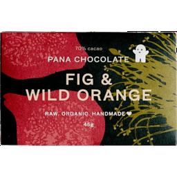 Photo of Pana Chocolate Fig & Wild Orange 45g