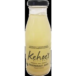 Photo of Kehoe's Kitchen - Sauerkraut Juice - Traditional - 250ml