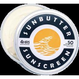 Photo of Sunbutter Natural Sunscreen - SPF50