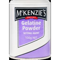 Photo of Mckenzie's Edible Gelatine 100g