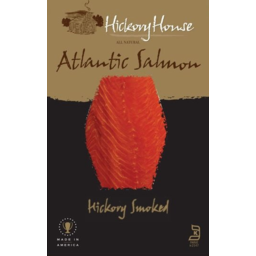 Photo of Hickory House Smoked Atlantic Salmon