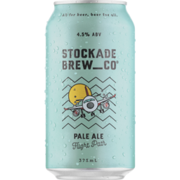 Photo of Stockade Pale Ale Flight Path Can