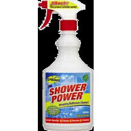 Photo of Ozkleen Shower Power Amazing Bathroom Cleaner Citrus Fresh 500ml Trigger 500ml