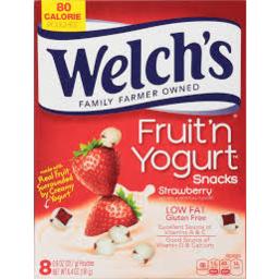 Photo of Welch's Fruitnyogurt