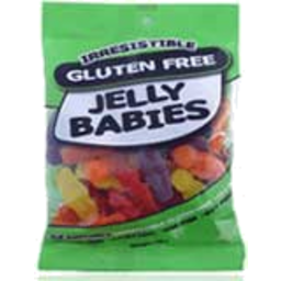 Photo of Irresistible Jelly Babies 160gm