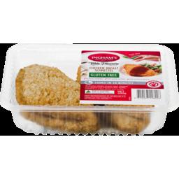 Photo of Ingham's Gluten Free Chicken Breast Schnitzel 440g