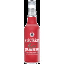 Photo of Cruiser Ripe Strawberry Single Bottle