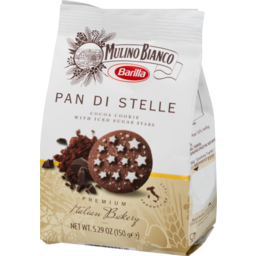 Photo of Barilla Mulino Bianco Pan Di Stelle Biscuit