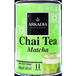 Photo of Arkadia Matcha Tea Latte 220g