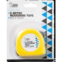 Photo of Jackhammer Tape Measure 5m 1pk
