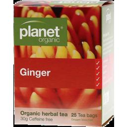 Photo of Planet Organic Tea - Ginger (Caffeine Free)