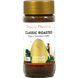 Photo of Organic Mountain Coffee Instant 100g