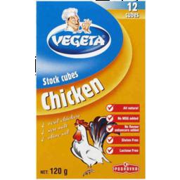 Photo of Vegeta Chicken Stock Cubes 60gm