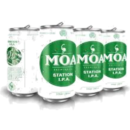 Photo of Moa Station IPA 330ml Cans 6 Pack