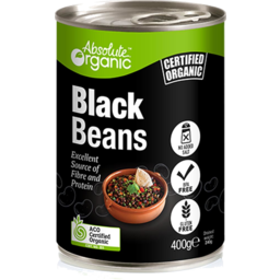 Photo of Absolute Organic Black Beans