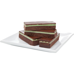 Photo of Baker Boys Chocolate Peppermint Slice