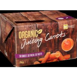Photo of Carrots - So Sweet Organic Juicing Carrots 2kg