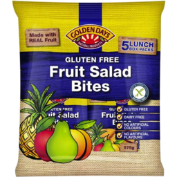 Photo of Golden Days Fruit Salad Bites 175g