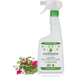 Photo of Earthwise - Multi-Surface Spray Tea Tree & Thyme