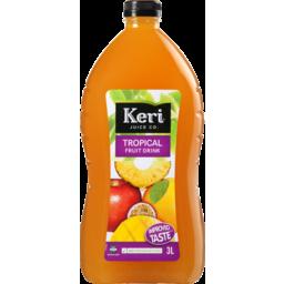 Photo of Keri Juice Tropical 3L