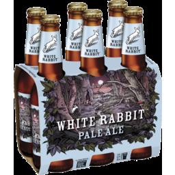 Photo of White Rabbit Pale Ale Stubbies