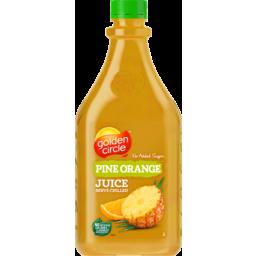 Photo of Golden Circle Pine & Orange Crush Cordial 2l