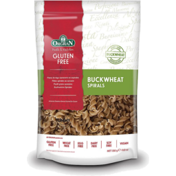 Photo of Orgran Pasta - 100% Buckwheat Spirals