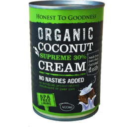 Photo of Coconut Cream 30% 400ml