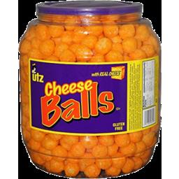 Photo of Utz Cheese Balls