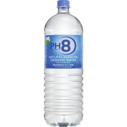 Photo of Ph8 Natural Alkaline Spring Water 1.5l