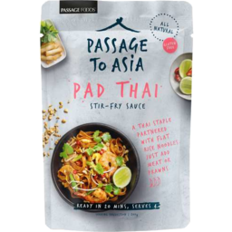 Photo of Passage Food Passage To Thailand Pad Thai Stir Fry Sauce 200gm