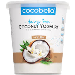 Photo of Cocobella Coconut Yog Van 500g